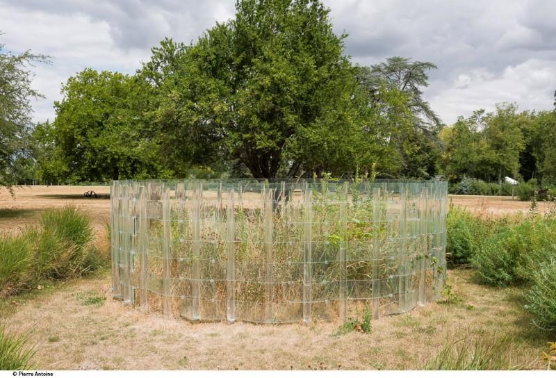 Andrea Branzi jardins Chaumont
