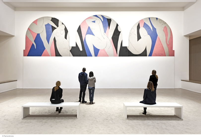 MAMVP Salle Matisse 2017