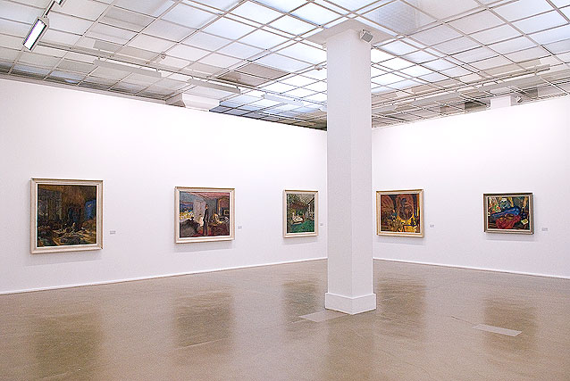 Collections du Musée d'art Moderne de la ville de Paris.