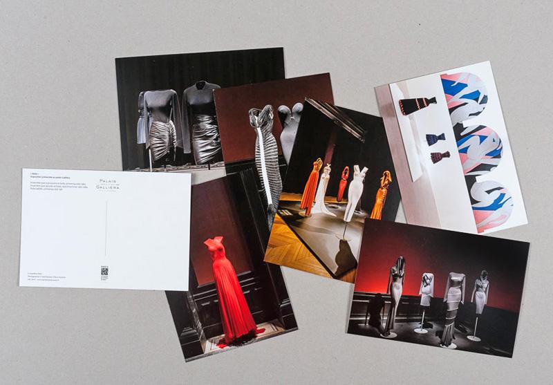 Cartes Postales Palais Galliera