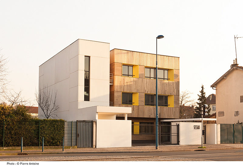 M. Escalet Architecte