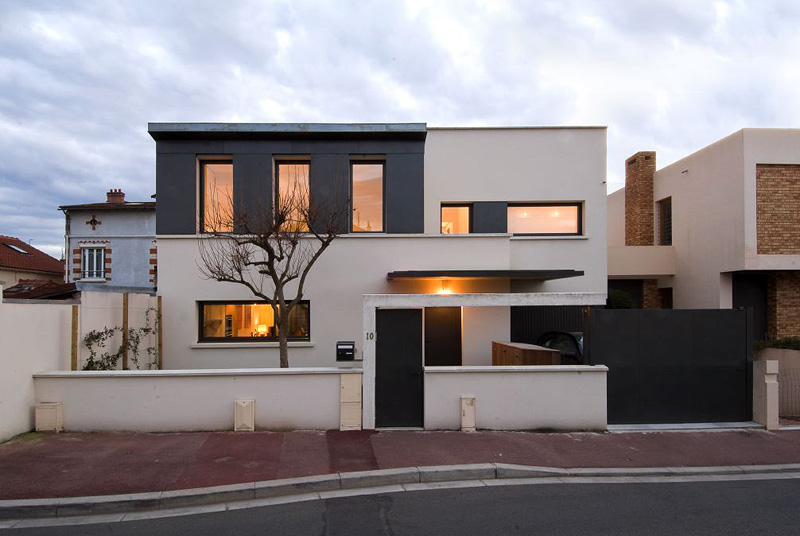 P. Regelsperger Architecte