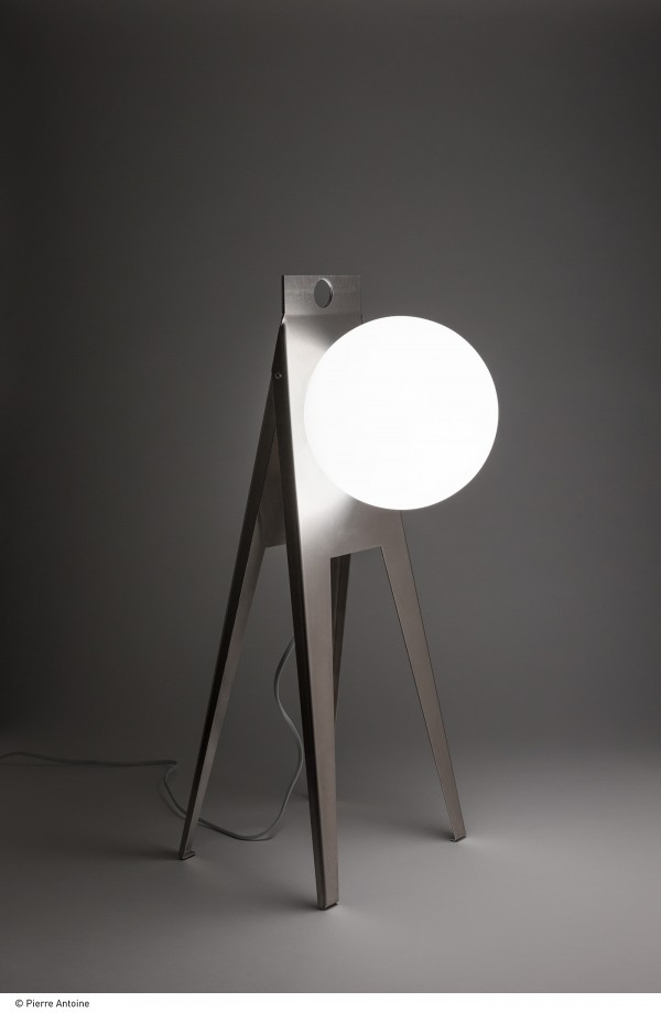 Martial Marquet Standing Bulb