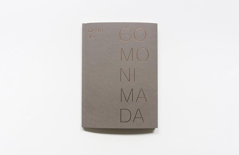 Go Mo Ni Ma Da — Danh Vo