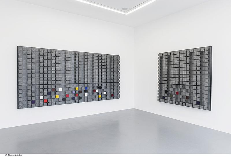 Soto | Galerie Perrotin