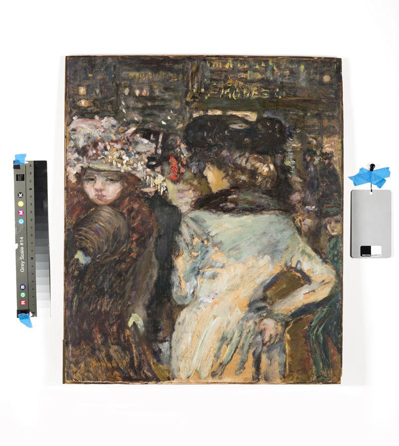 P. Bonnard