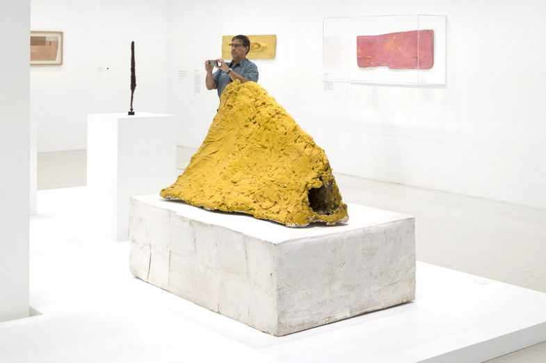 Franz West, Paris